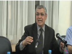 مداخلة للأستاذ  بنسالم أوديجا ( رئيس المحكمة الابتدائية الرباط)