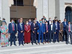 صورة تذكارية للسيد الوزير (1)